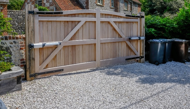 Benefits of Electric Gates