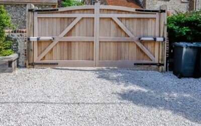 Different types of electric gates