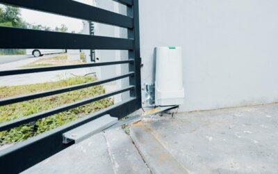 How do remote control gates work?