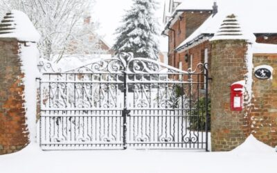 Issues in electric gates caused by weather