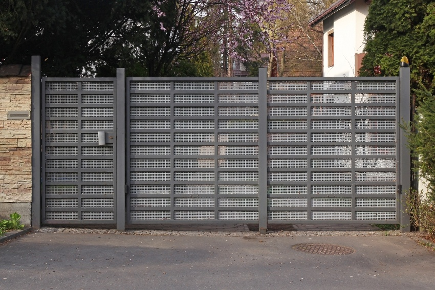 Planning Permission for Electric Gates