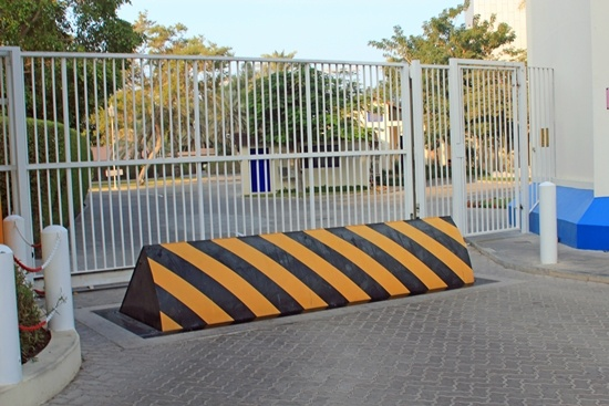 The importance of security gates to your business