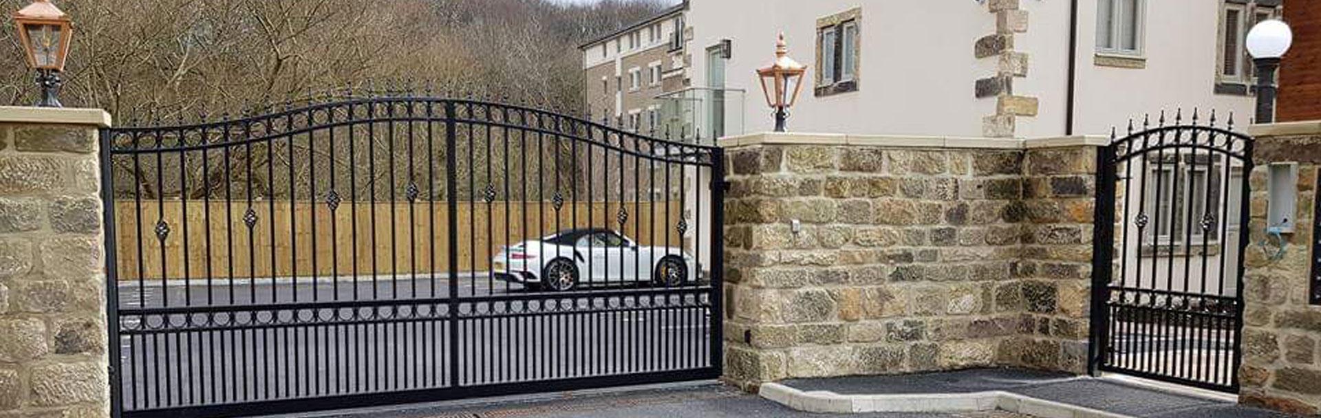 FP Gates Slider